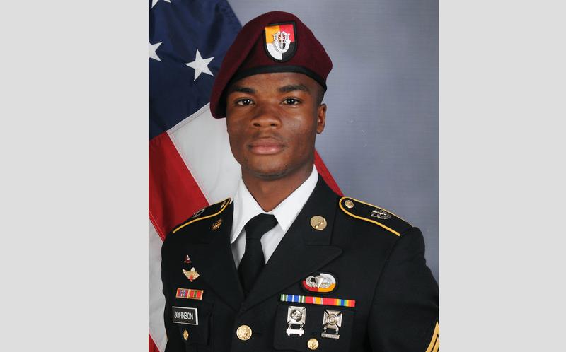 U.S. Army Special Operations Command via AP