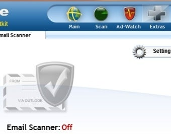 Illustration for article titled Ad-Aware Now Scans Outlook Email, Removes Rootkits