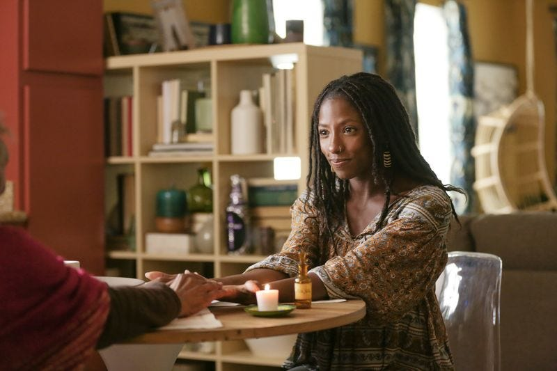 Rutina Wesley as Nova on Queen SugarPatti Perret/OWN