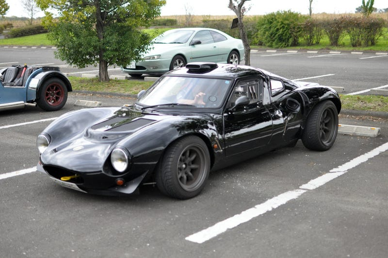 Ginetta G Race Car For Sale