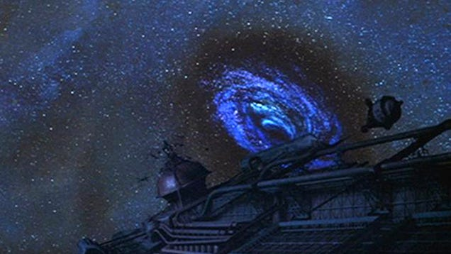 Some black holes may be usable as time machines and space ...
