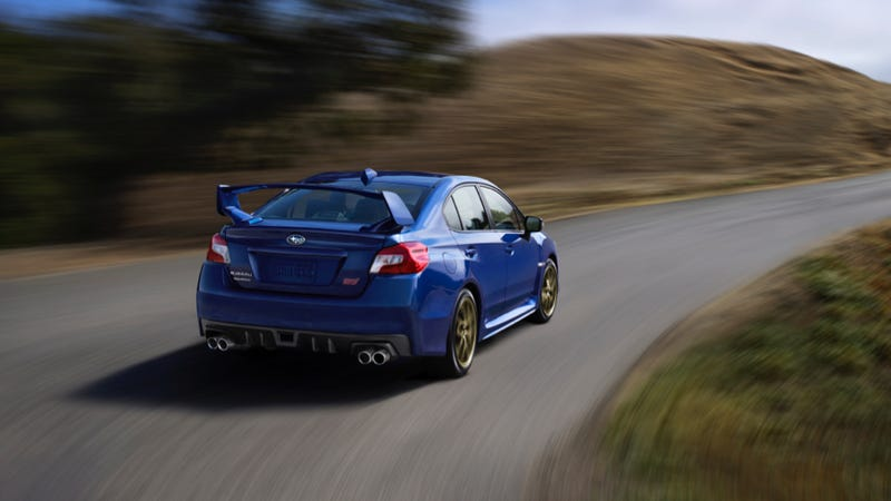Illustration for article titled The 2015 Subaru WRX And WRX STI Are The Rally Deals Of The Century