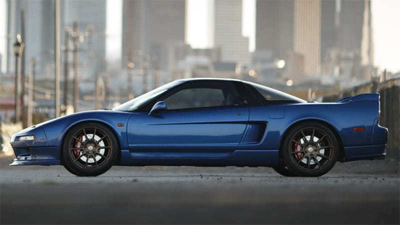 the most famous 1991 acura nsx on the internet is for sale. Black Bedroom Furniture Sets. Home Design Ideas