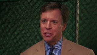 Illustration for article titled Bob Costas Will Blurb Anything