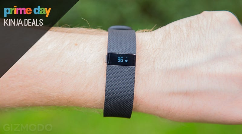 Illustration for article titled Buy a Fitbit Charge HR, Get $25 in Amazon Credit