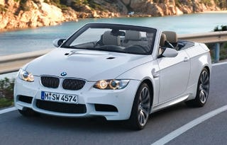 Illustration for article titled BMW Reveals M3 Convertible, Coming to Geneva
