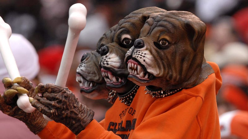 Illustration for article titled Entirety Of Browns Dawg Pound Euthanized Following Rabies Outbreak
