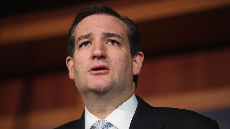 A Tough Call: Ted Cruz Announced He's Suspending His