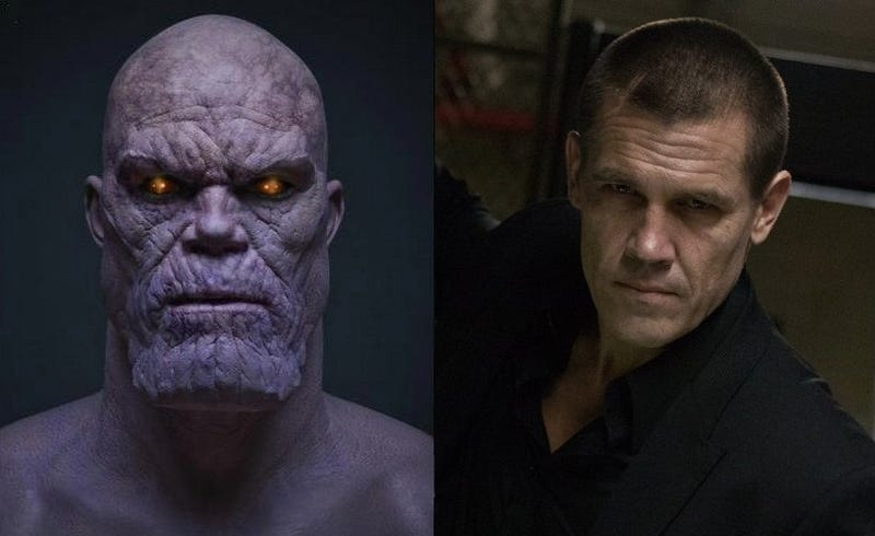 Illustration for article titled Josh Brolin Cast As Thanos In Guardians of the Galaxy ​