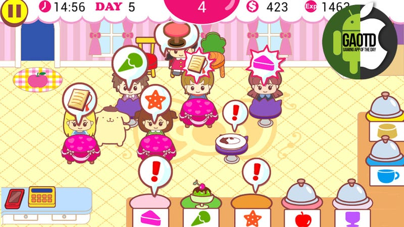 Illustration for article titled Hello Kitty Introduces Kids to the Hellish World of Food Service