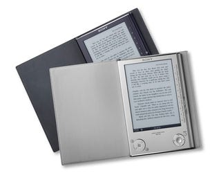 Illustration for article titled Sony Announces Updated Digital Book Reader