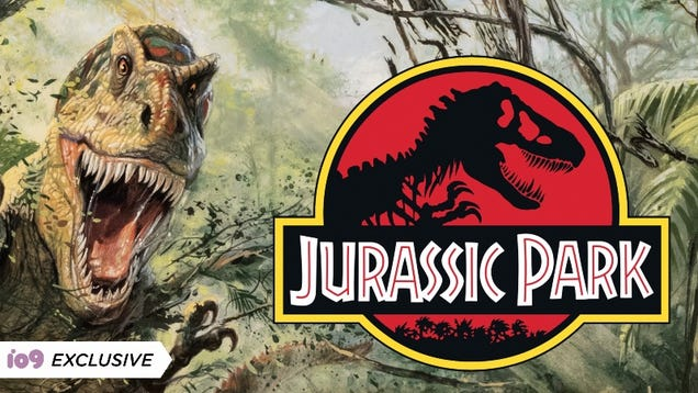 This Jurassic Park History Takes You Inside the Series Like Never Before