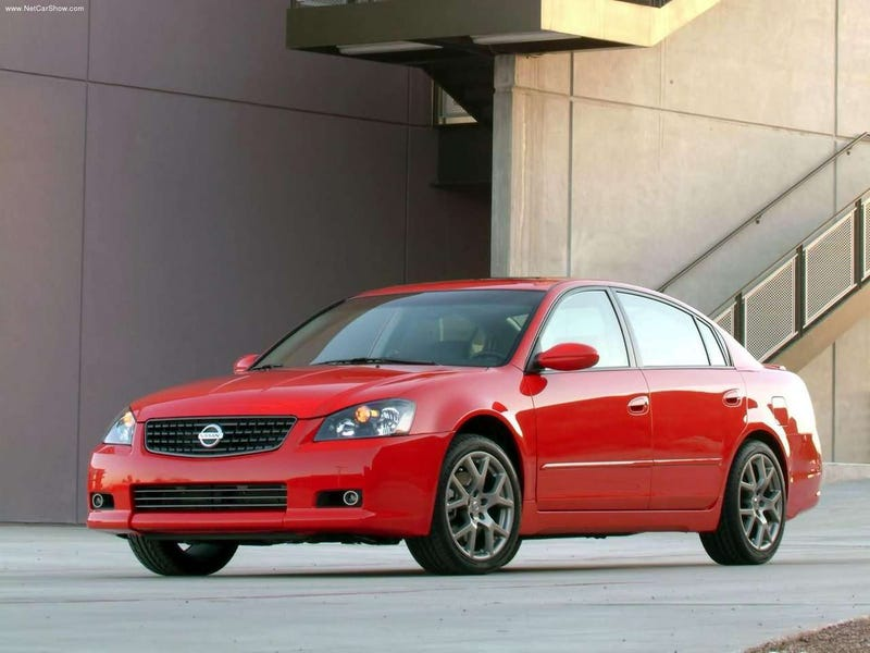 Illustration for article titled Forgotten Cars: Nissan Altima SE-R