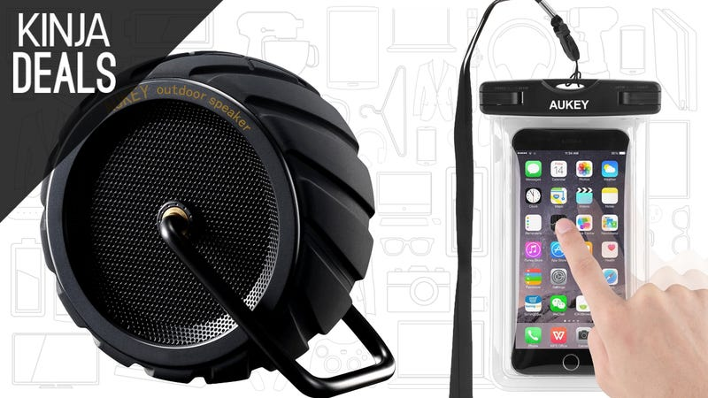 Illustration for article titled Buy a Waterproof Speaker For $20, Get a Waterproof Phone Case For Free