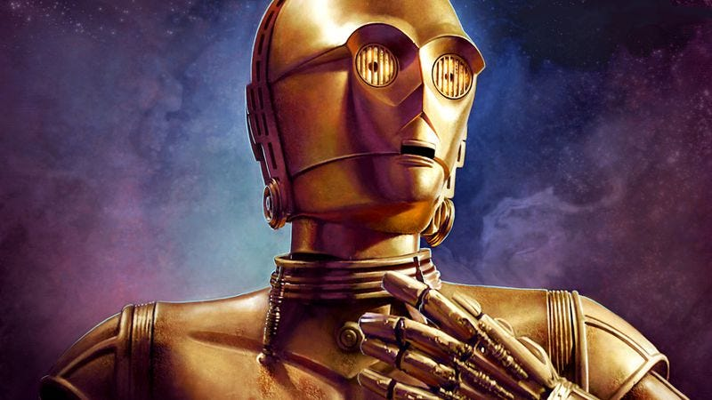 Illustration for article titled Star Wars is introducing its first canonical gay character besides C-3PO