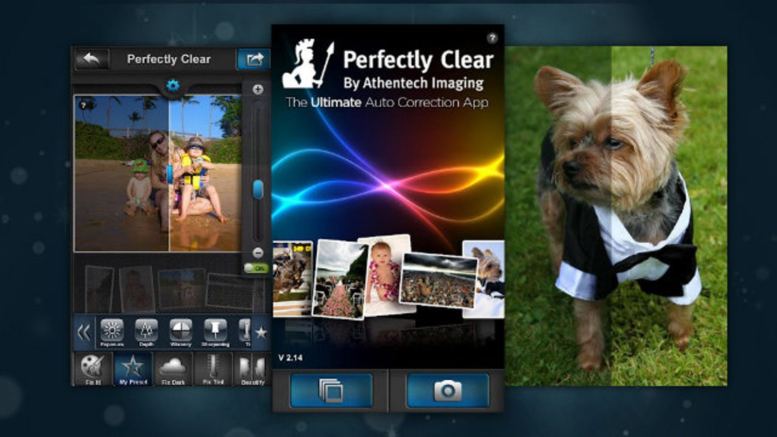 Perfectly Clear for Android Makes Your Mobile Photos Look