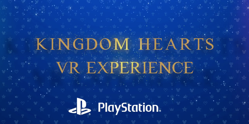 Illustration for article titled First Look At Kingdom Hearts: VR Experience