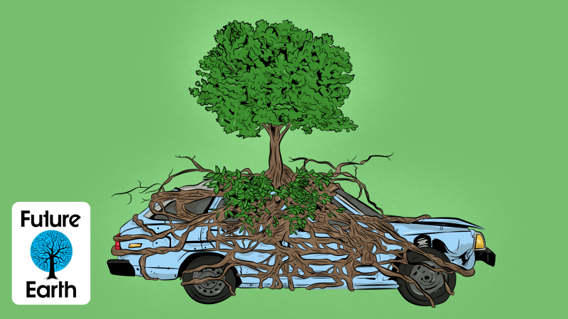 """Illustration for article titled We now have legitimacy for the """"Ban Cars"""" movement"""