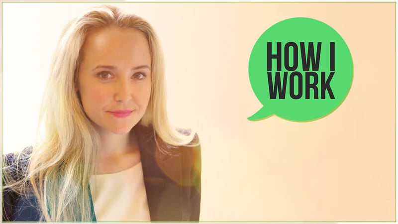 Illustration for article titled I'm Alexa von Tobel, Founder of LearnVest, and This Is How I Work