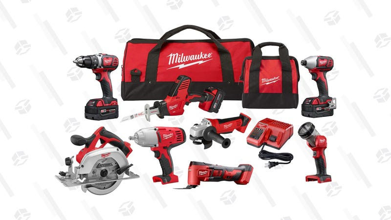 45% Off Select Milwaukee Power Tools | Home Depot