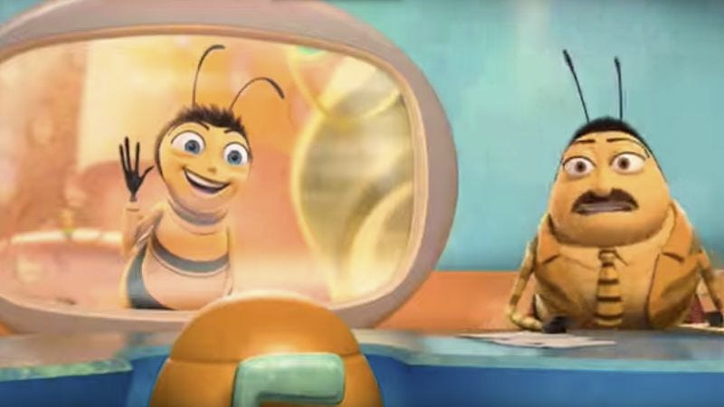 Screenshot: Bee Movie But It's In 3 Minutes