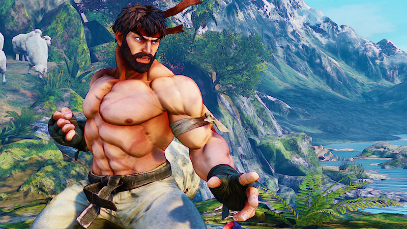 This is Hot Ryu. Let's base the cast for the show on this model, mkay?