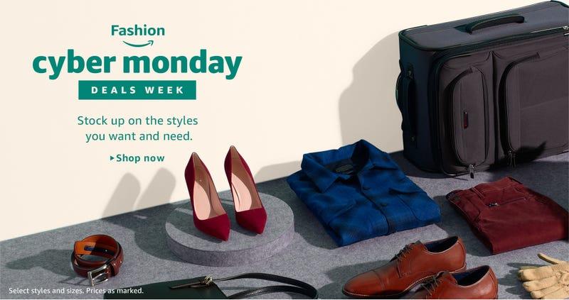 Amazon Fashion Cyber Monday Deals Week