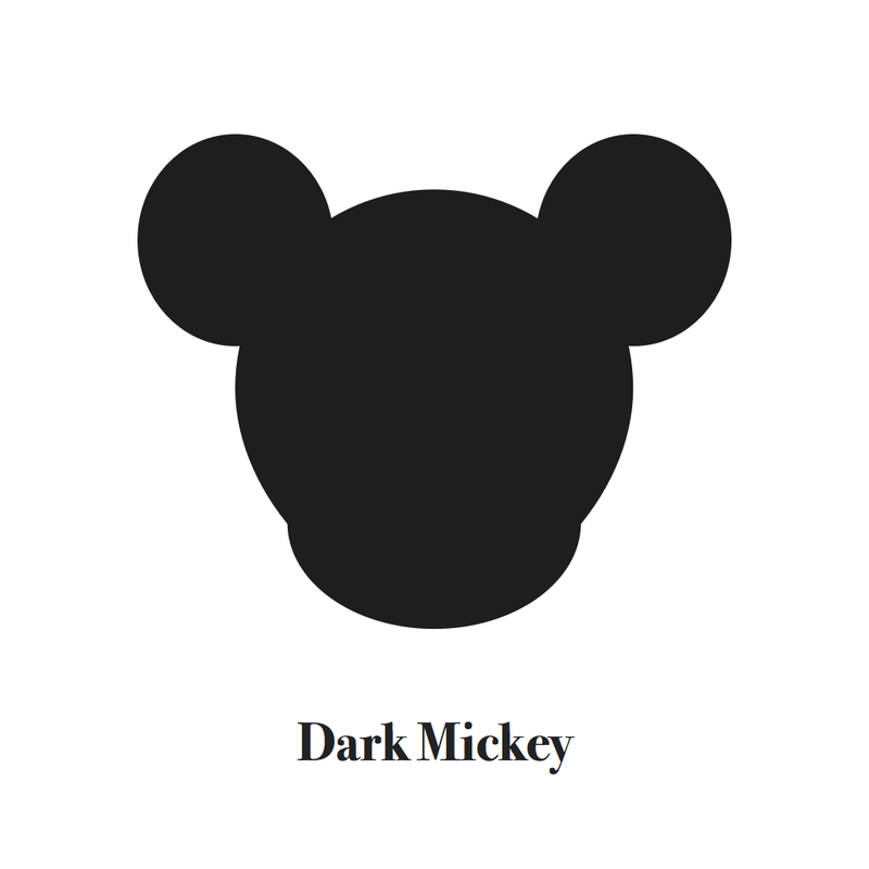 Illustration for article titled Dark Mickey