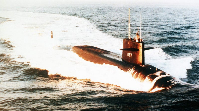 remember when a u s and a soviet nuclear submarine accidentally