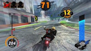 Illustration for article titled SEGA Brings Harleys, Smoke, Lightning, Heavy Metal Thunder Back To Arcades