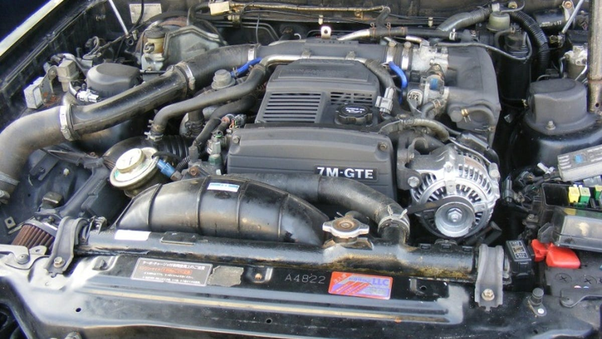 How To Own A Fast And Reliable Toyota Supra Turbo For Next Nothing 2 Ecotec Engine Diagram