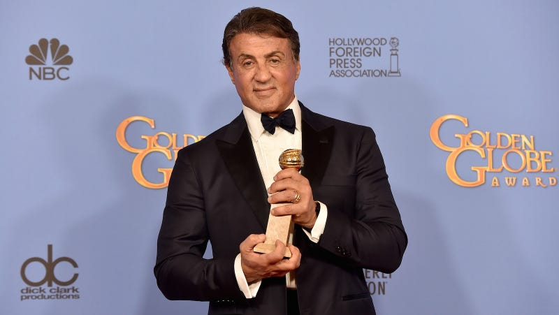 Sylvester Stallone Accuser Files Police Report ... DA Will Decide Whether to Prosecute