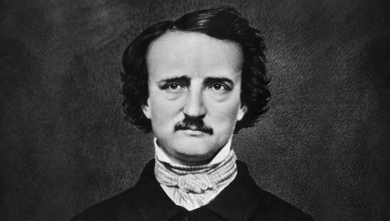 Illustration for article titled Literary Historians Uncover Collection Of Breezy, Upbeat Edgar Allan Poe Writings Penned After Author Took Up Jogging