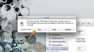 Illustration for article titled Get More Control Over Finder's Copy Dialog with the Option Key