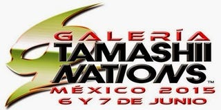 Illustration for article titled Here its the Promotional for the Tamashii Nations Gallery México 2015