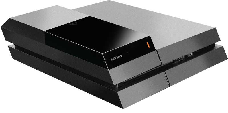 Illustration for article titled New PS4 Accessory Will Let You Swap In Larger, Cheaper Hard Drives