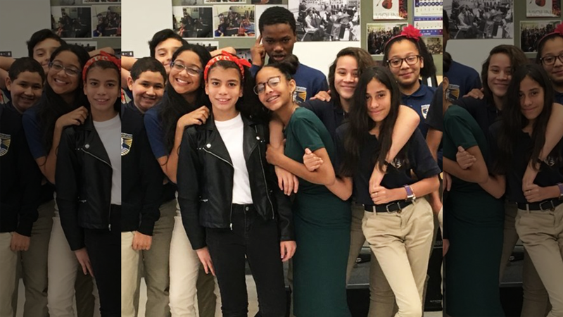 These Bronx Middle Schoolers Made the Best Podcast About Periods