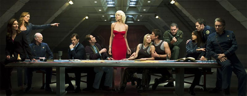Illustration for article titled Get Your Battlestar Galactica Fix With These Games
