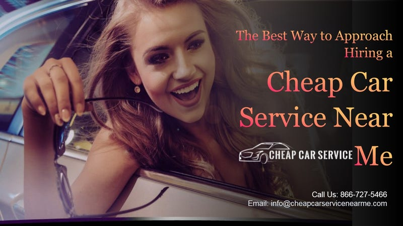 Illustration for article titled The Best Way to Approach Hiring a Cheap Car Service Near Me