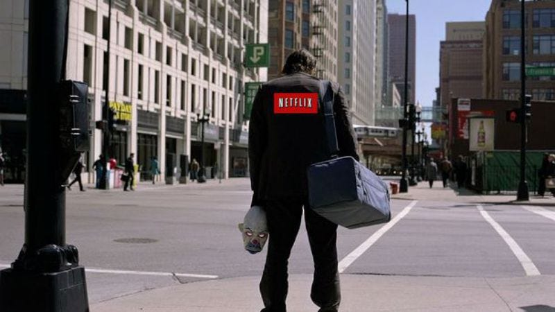 "Chicago rallies in opposition to so-called ""Netflix Tax"""