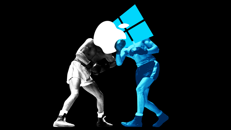 Illustration for article titled The Tech Decisions That People Love to Fight Over