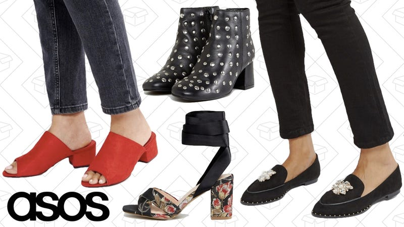 Up to 60% off select shoes