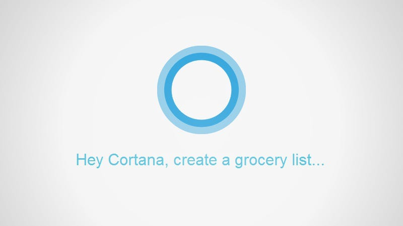 cortana can now make to do lists and connect to your wunderlist account