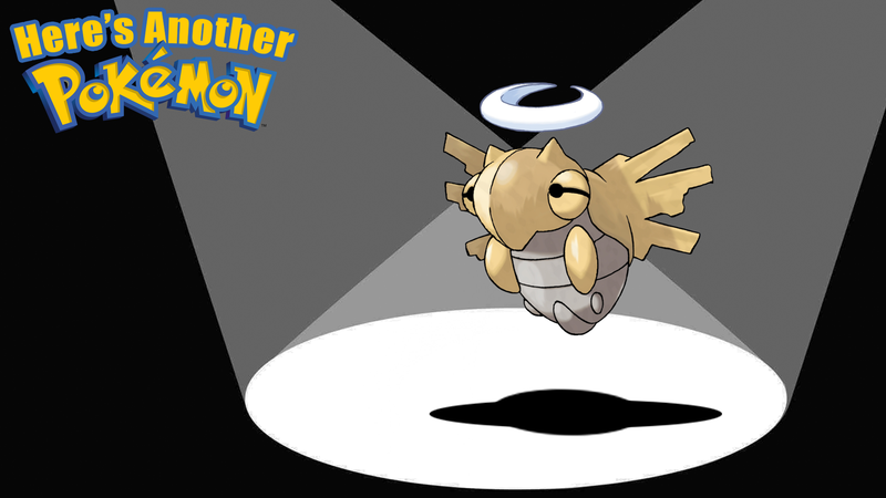 Shedinja Is Just A Dead Corpse That Steals Souls