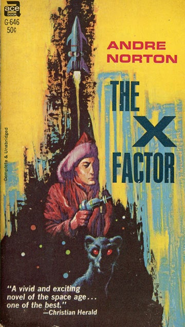 Illustration for article titled Box Of Paperbacks: The X Factor