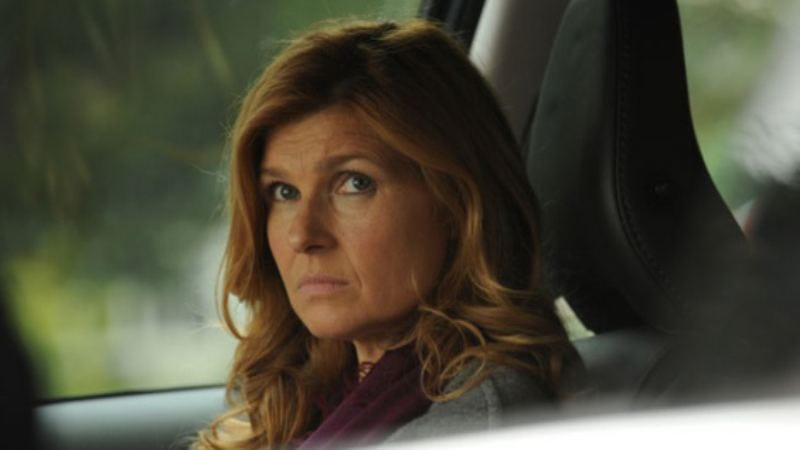Illustration for article titled Connie Britton signs on for American Crime Story