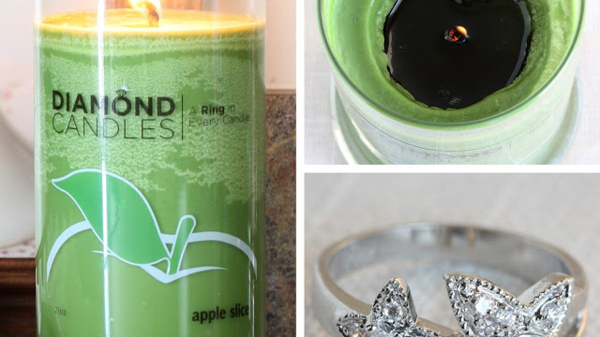 The Silly, Scammy World of Diamond Candles