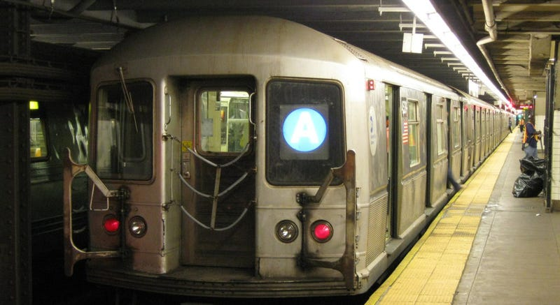 Man Spends 14 Hours Riding the Longest NYC Subway Route