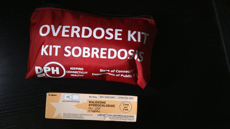 More Americans should carry  naloxone, a drug that can reverse opioid overdoses, US Surgeon General Jerome Adams said Thursday.