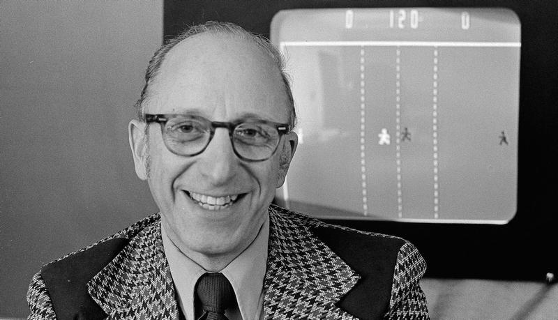 Illustration for article titled De Nintendo a Pong: cómo Ralph Baer creó y cambió los videojuegos